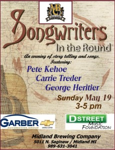 Songwriters in the Round Poster